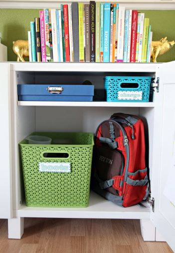 Organize Your Home for Back-to-School