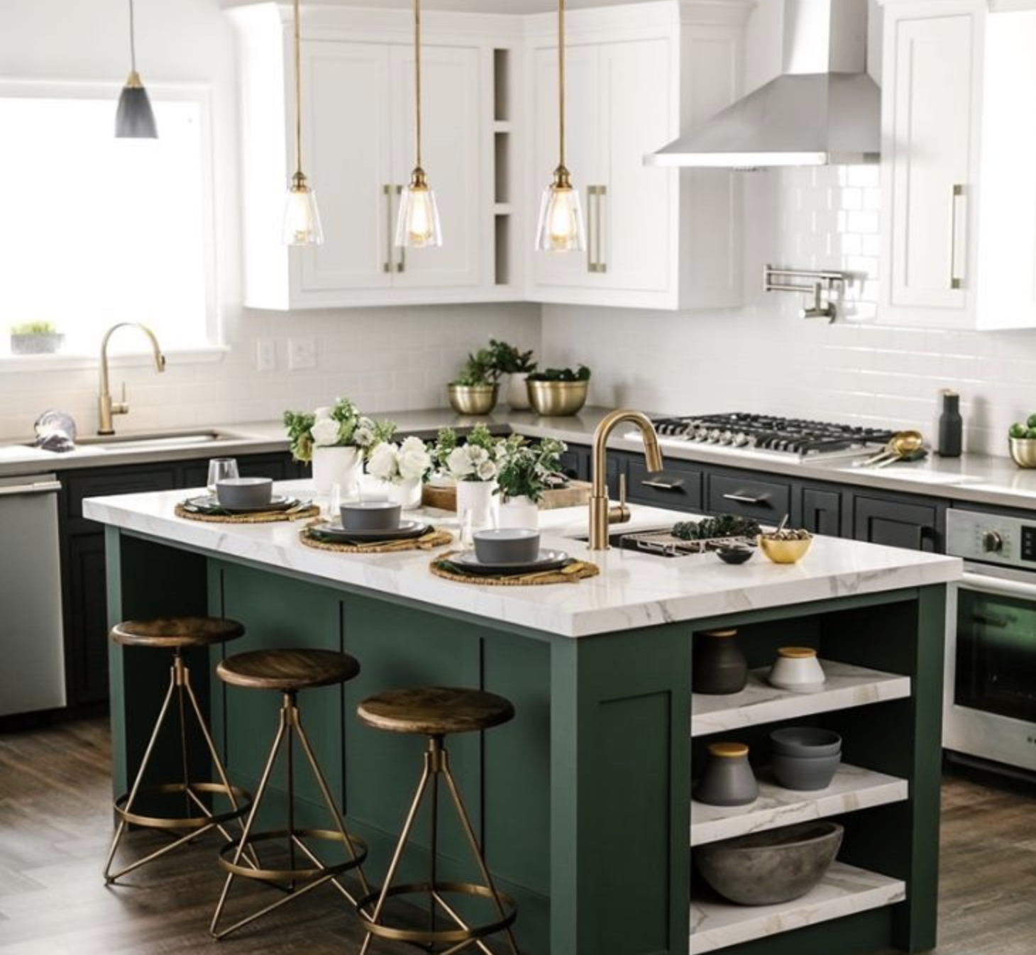 Transform Your Kitchen in Four Easy Steps